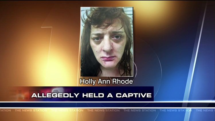 Pennsylvanian woman escapes apartment after being beaten