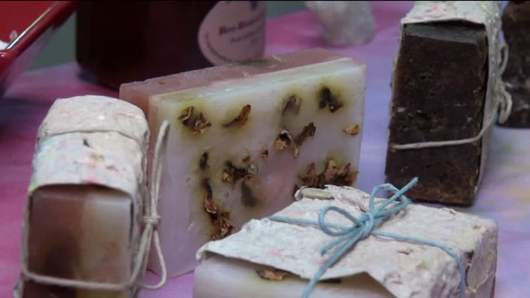 Power To Save: Sustainable soap shop