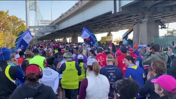 Ryan's Run 10: The NYC Marathon From Start to Finish