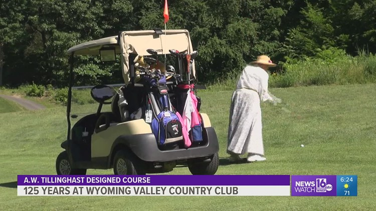 Wyoming Valley Country Club is celebrating 125 years in business.