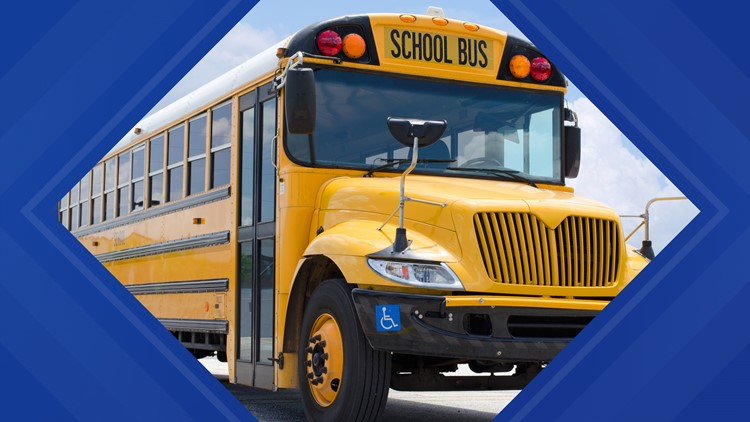 Prison term for school bus driver after DUI crash that injured students