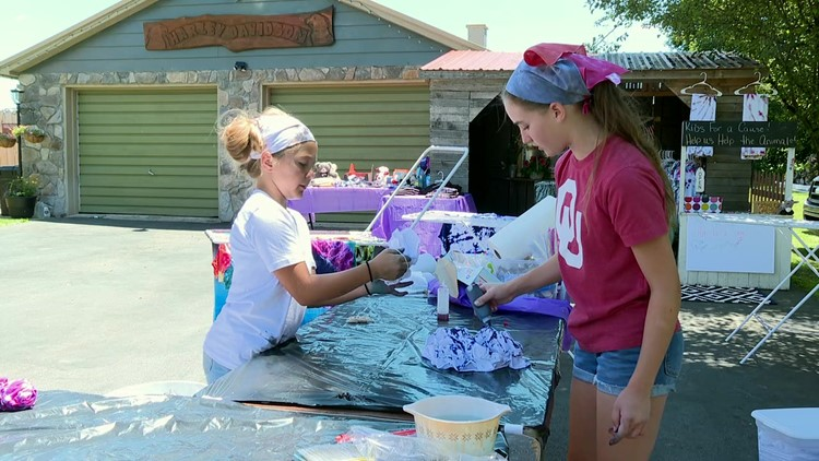 Helping others, one crafty project at a time