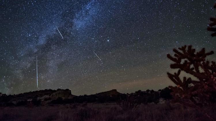 Skywatch 16: Lyrid meteor shower