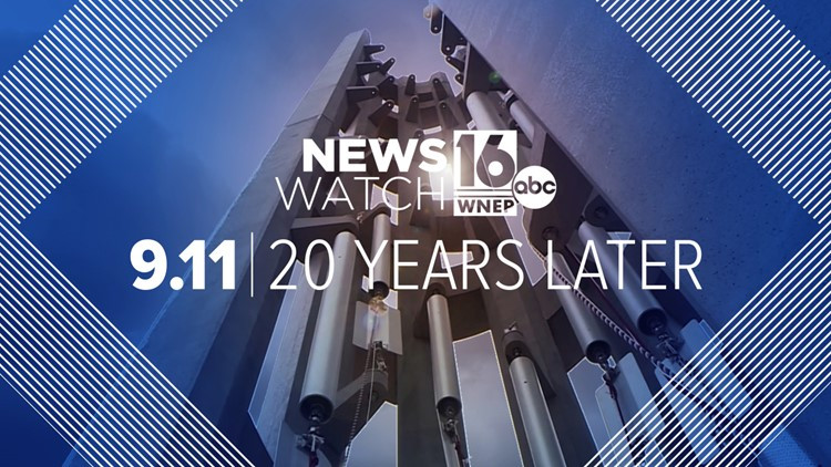 Remembering local victims of 9/11