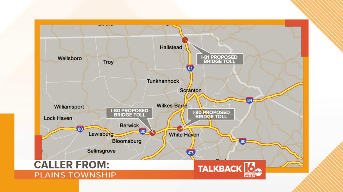 Talkback 16: Bridge tolls