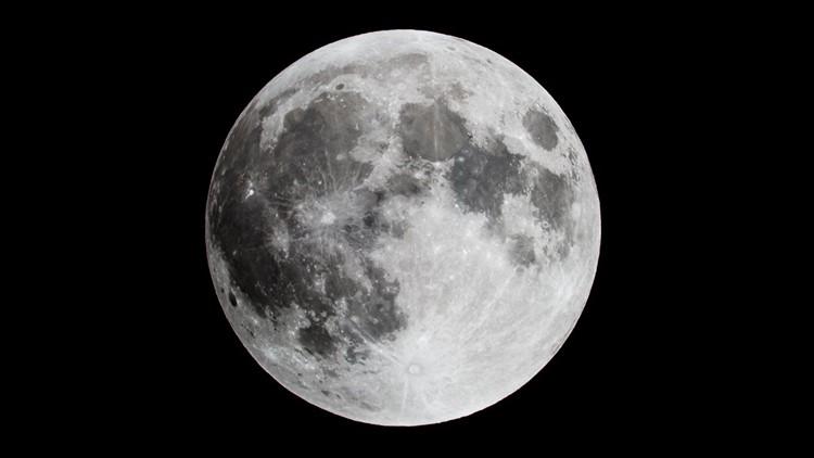 Skywatch 16: Smaller moon