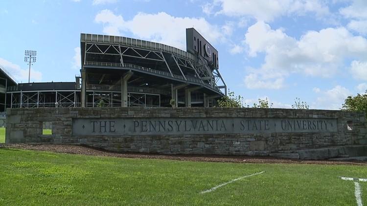 Finally, football returns to Penn State