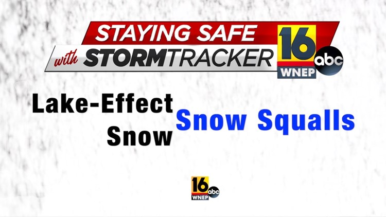 Staying Safe with Stormtracker 16: Valerie sheds light on the blinding snow