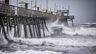 Hurricane Dorian Makes Landfall in North Carolina's Outer Banks With Strong Winds, Rain and Storm Surges