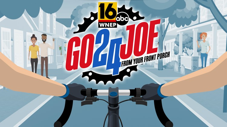 Go Joe 24: From your front porch!