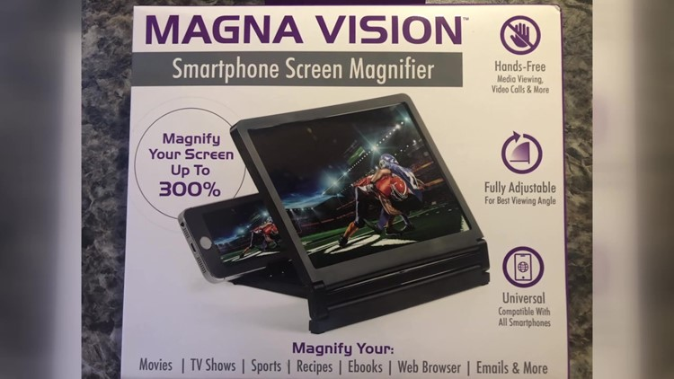 Does It Really Work: Magna Vision