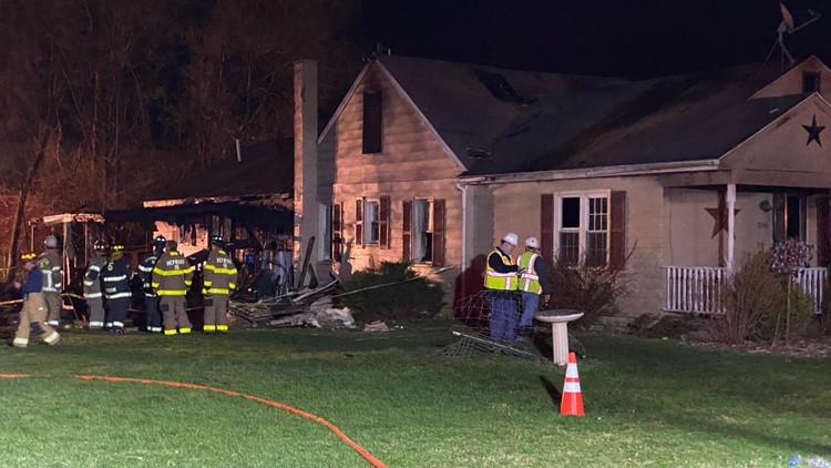 One flown to hospital after fire in Lycoming County