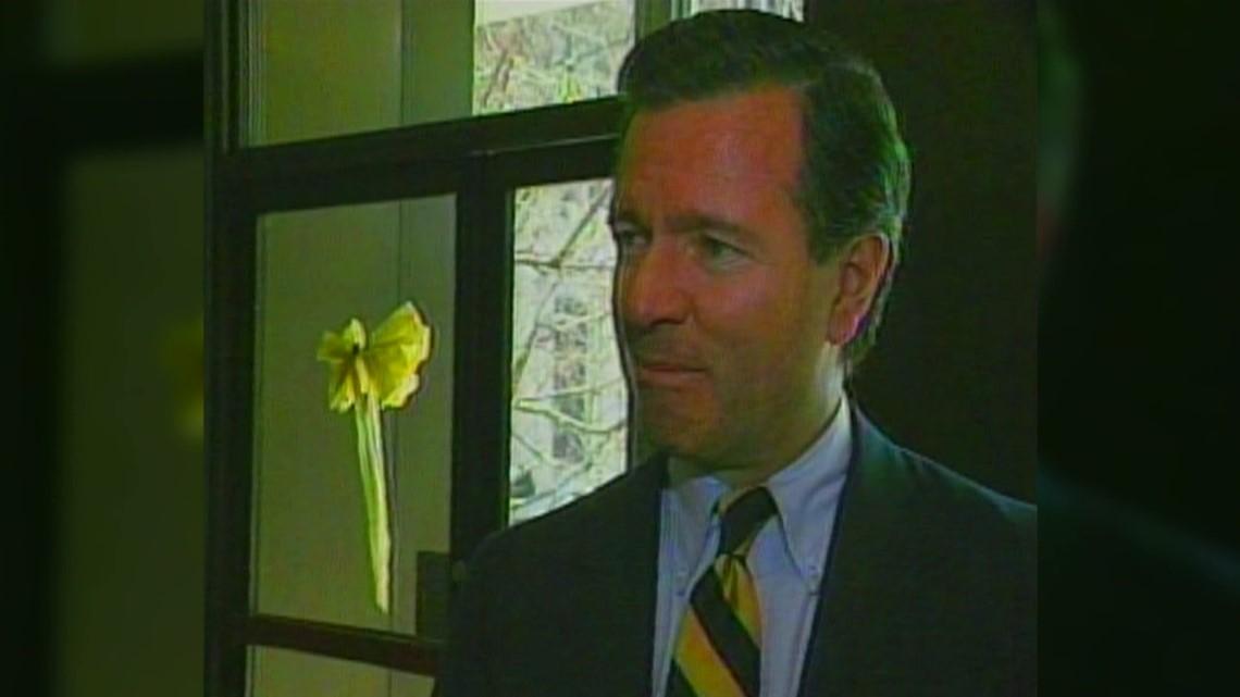 Video Vault: Sen. John Heinz's final appearance