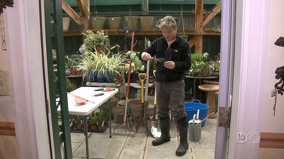 Get Your Outdoor Tools Ready and Set So You Can Go Into Your Garden