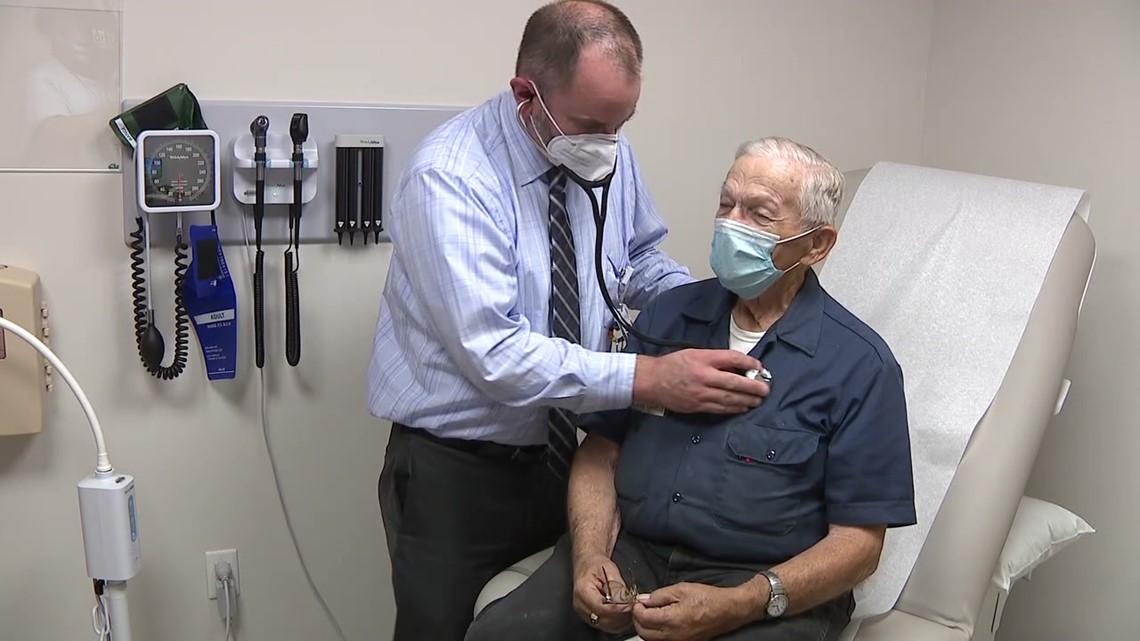 Healthwatch 16: Heart patient benefits from procedure 10 years later