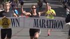 Domenech, Peoples Win Steamtown Marathon