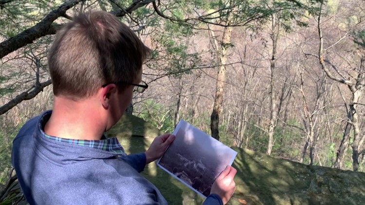 Hike into history On The Pennsylvania Road