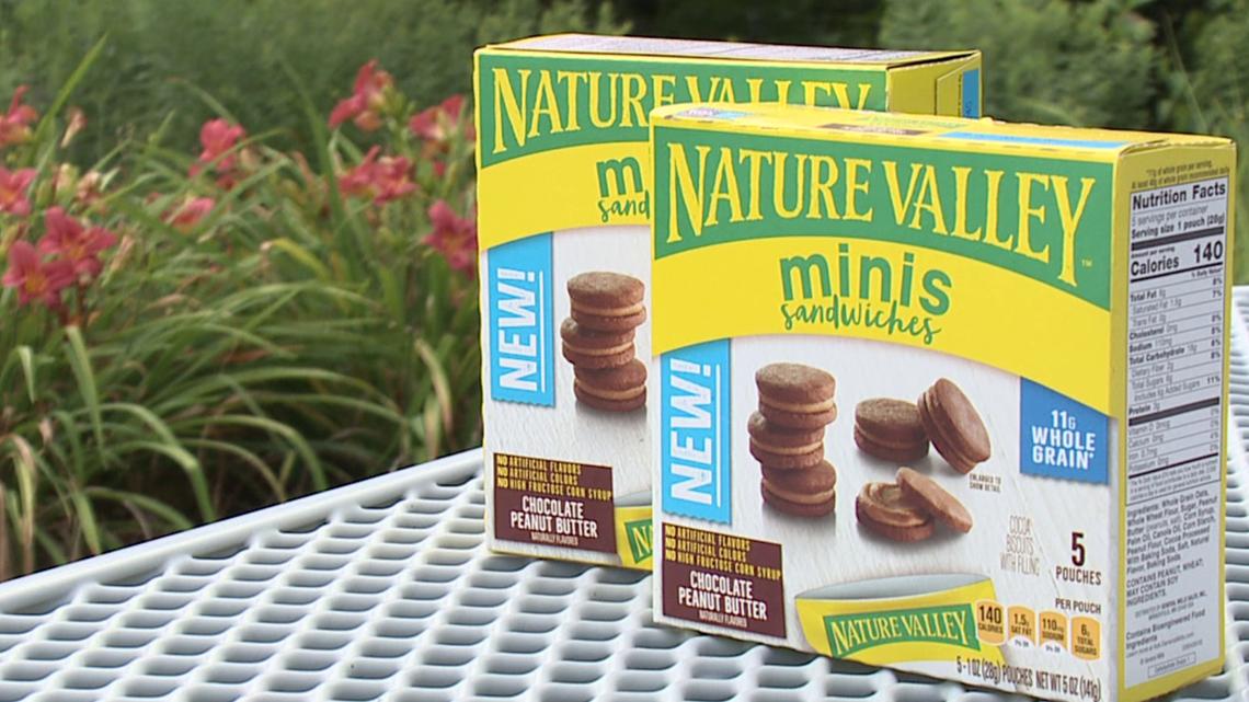 Taste Test: Nature Valley Peanut Butter Mini Sandwiches