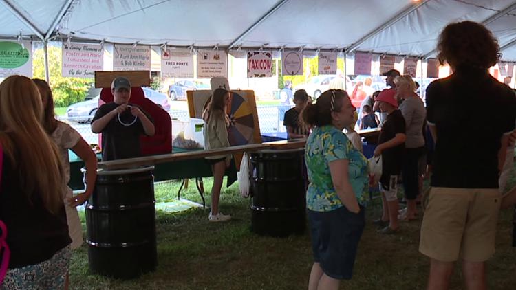 Church hosts summer picnic in Lackawanna County