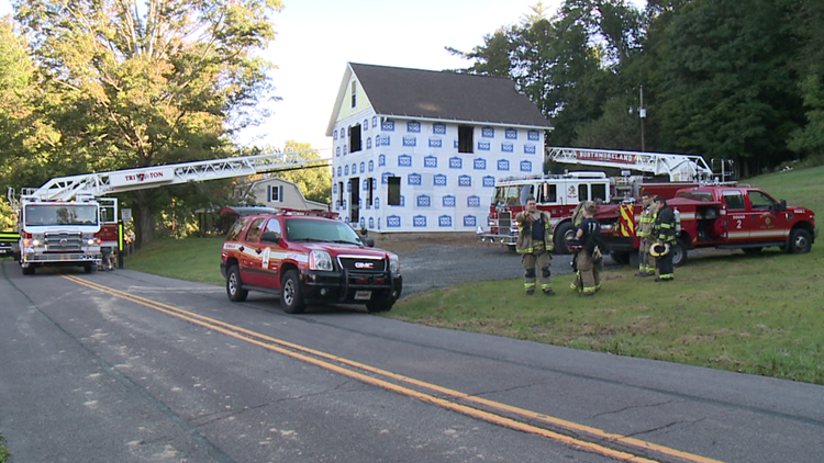Firefighters in Luzerne County train for the worst