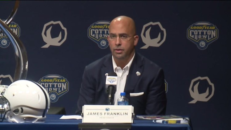 Head Coaches on Cotton Bowl Matchup