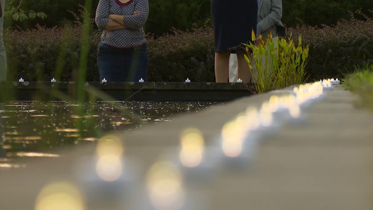 Candlelight vigil for 9/11 victims held in Scranton