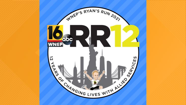 Calling all runners! WNEP's Ryan's Run 12 now accepting applications for this fall's charity team to run the TCS New York City Marathon