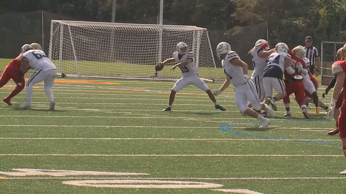 Lycoming Knocks Off King's 28-8