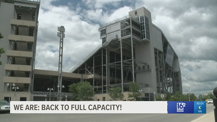 Fans, students, businesses in State College happy to hear Beaver Stadium will be back to full capacity