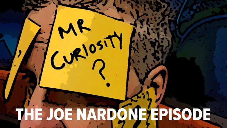 Mr. Curiosity Podcast: The Joe Nardone episode