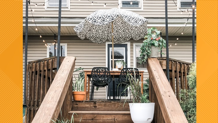 From boring to bougie: DIY tips to make your patio pop or deck more delightful