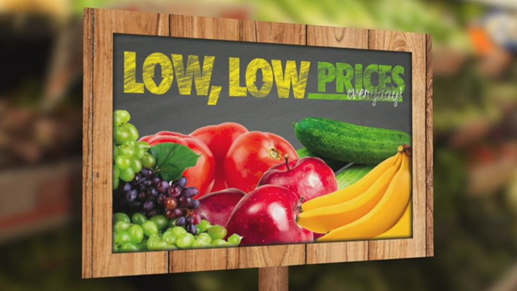 Weis Low Price Produce