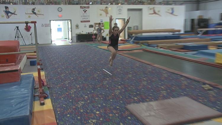 Payton Monk Heads To Florida For The USA Gymnastics Development Program National Championships