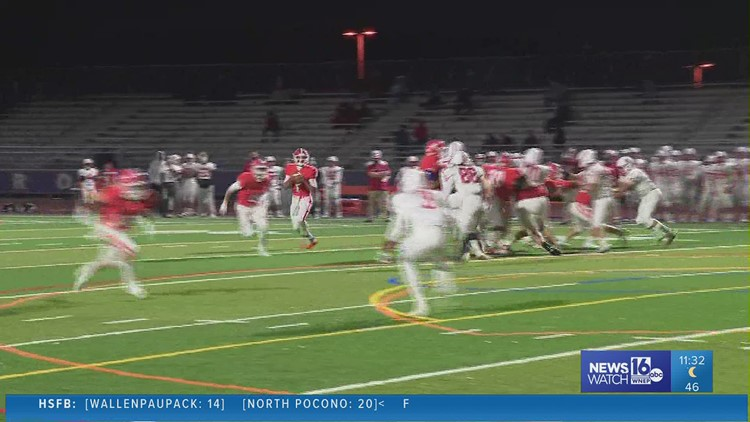 High School Football: Bloomsburg vs Danville