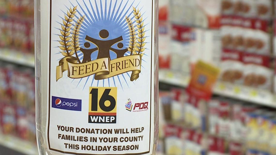 Feed A Friend: Here's how you can donate to help your neighbors in need this Thanksgiving