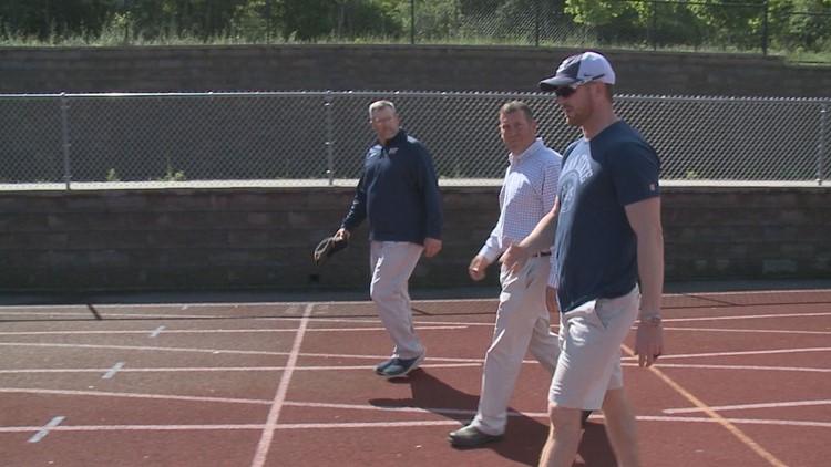 McGloin Brings Quarterback Academy To Keystone College For 12 Week Camp