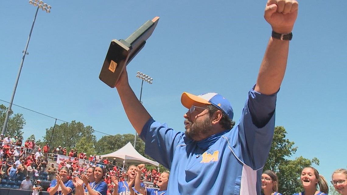 Line Mountain, Tri-Valley Celebrate State Softball Titles