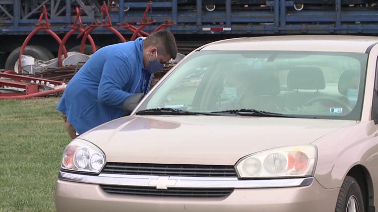 Knoebels hosts drive-thru job fair