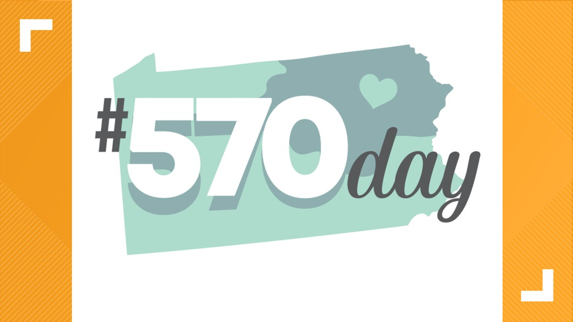 Celebrating all the good in our area: #570Day gearing up for launch