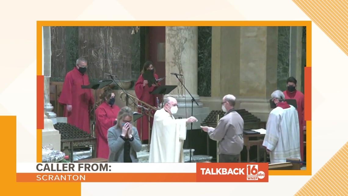 Talkback 16: Denying communion