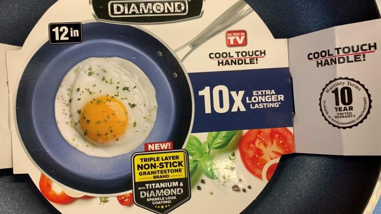 Does It Really Work: Granitestone Diamond Pan