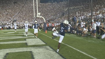 Penn State Beats Auburn 28-20 in White Out Game