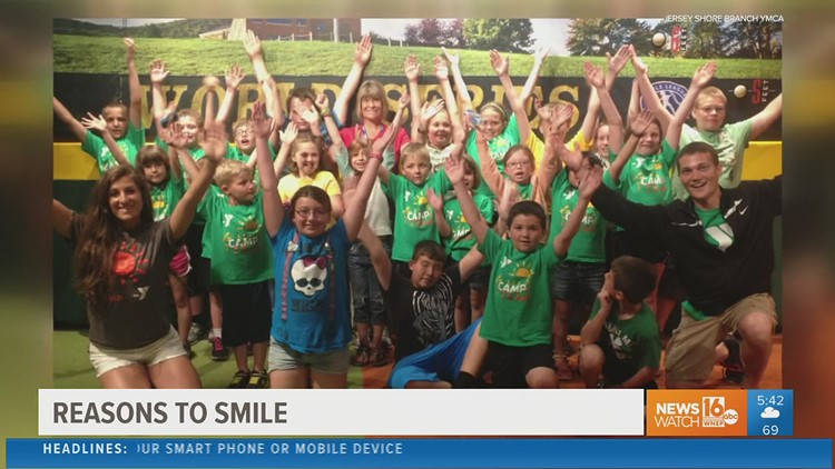 Reasons to smile: Meet 'Miss Julie,' the afterschool and summer camp legend in Jersey Shore