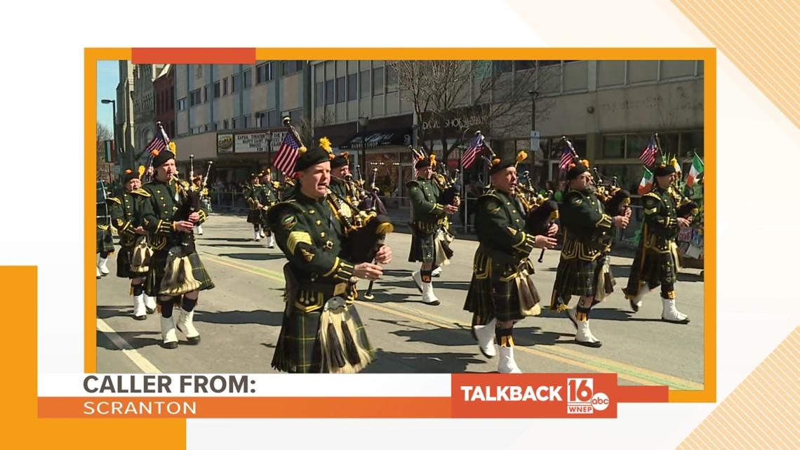 Talkback 16: Scranton's St. Patrick's Parade