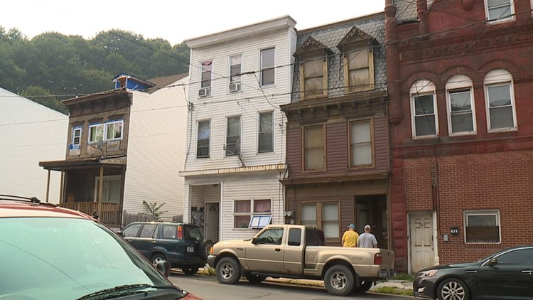 Man arrested after shots fired in Pottsville