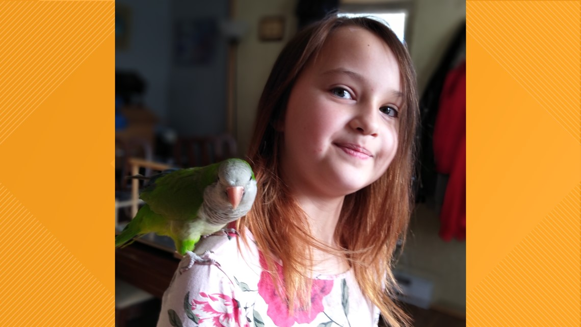 Meet the 9-year-old 'bird whisper' from Luzerne County
