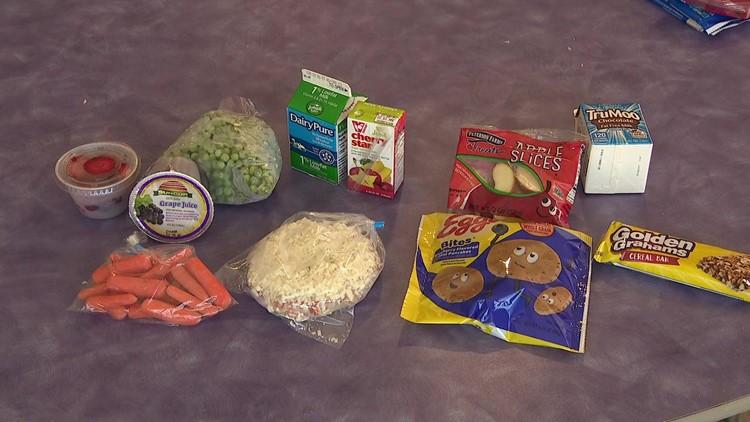 Summer meal program offers fresh produce