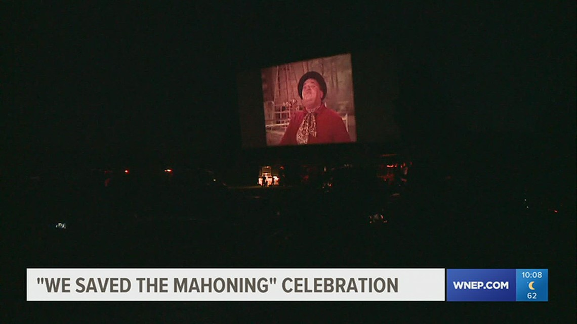 'We Saved the Mahoning' celebration draws crowd in Carbon County