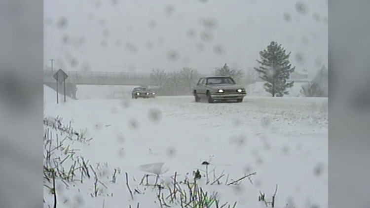 Back Down The Pennsylvania Road: March Blizzard of '93