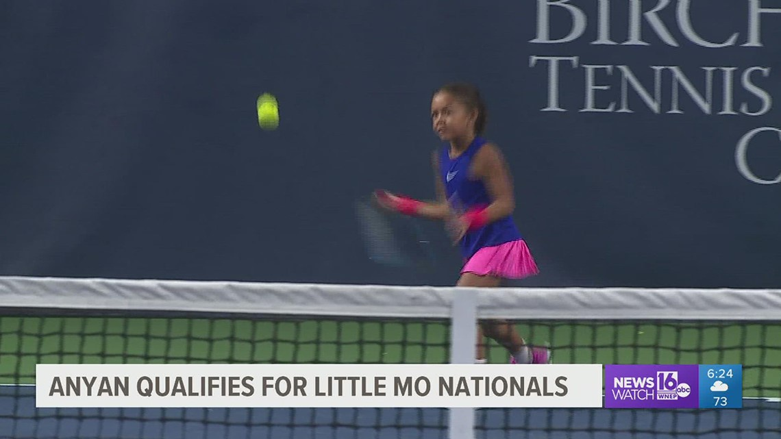 7-Year-Old Mya Anyan Qualifies for Little Mo Nationals